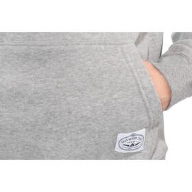 POLER Bag-IT Hoodie Men Grey Heather